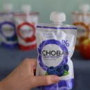Product Snapshots – Chobani Greek Yoghurt Pouches