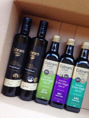 Product Snapshot: Cobram Extra-Virgin Olive Oils