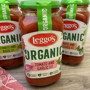 Product review: Leggo's Organic Sauces